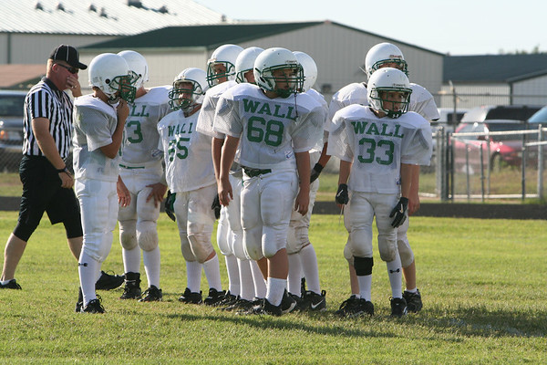 7th Grade Football vs. Grape Creek