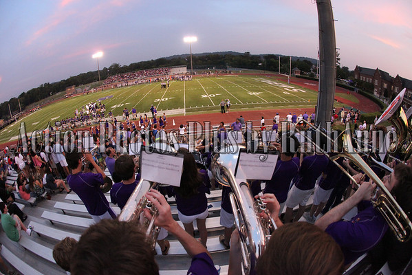 Stadium Band Aug 30 2013