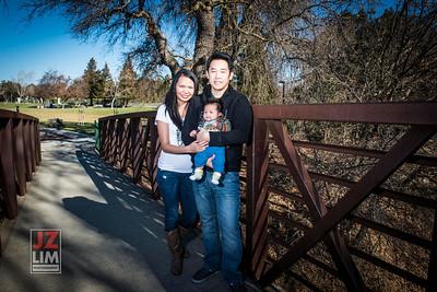 Jason Vanessa & Baby Parker