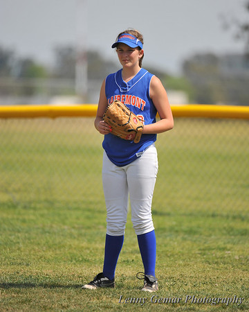 2011 Cathedral HS at Clairemont HS JV
