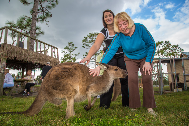 Wish of a Lifetime - Debby: Exotic Animals