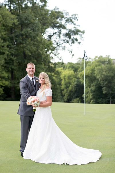 Gettysvue Country Club with Knoxville Photographers