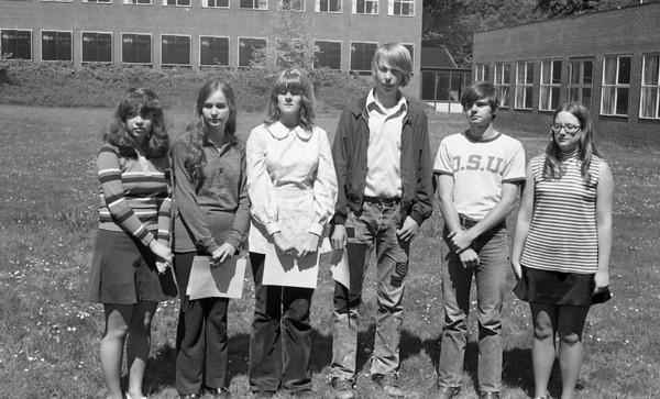 Classroom 1972 - 73