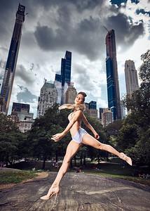 Dayanis Mondeja Central Park NYC