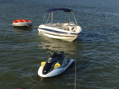 August 2015 Crew Louisville Lake Outing