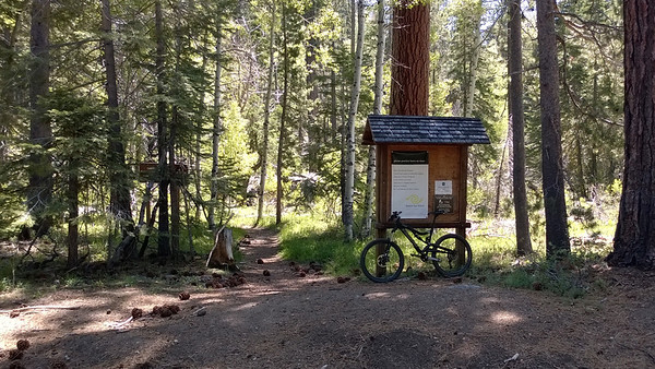 Christmas Valley - Corral Trail - Connector