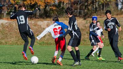 171111 Cambridge vs Milton Soccer Video