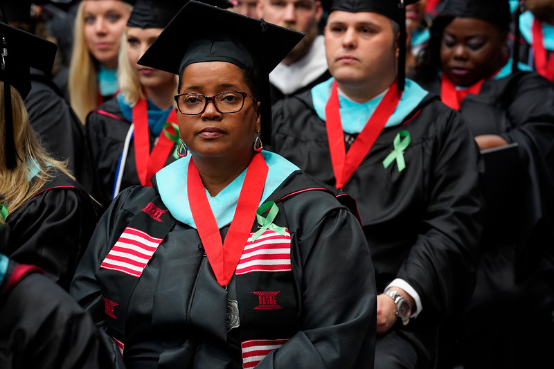 GWU Spring 2019 Graduate Commencement