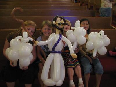 Pleasant Hill Church of the Nazarene, Sylvia KS, Sept 23, 2008
