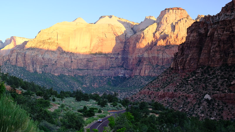 Full Take - Zion National Park