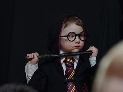 2014 Mother and Son Harry Potter Ball