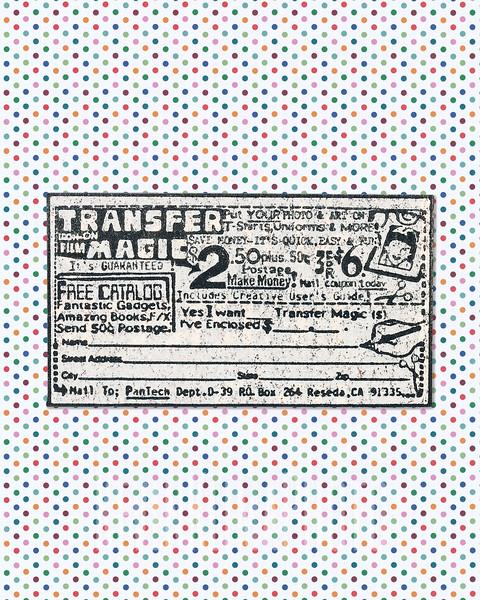 Transfer Magic