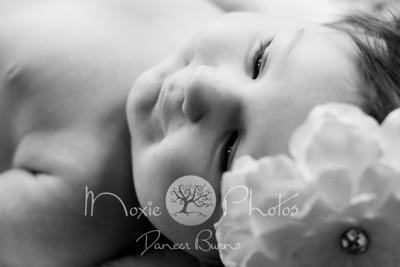 Gabriella at 3 Months