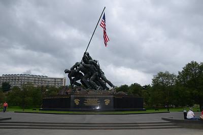 F03 - The Marine Corps Memorial