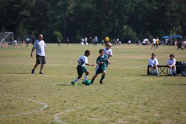 Dacula Soccer 09 18 10