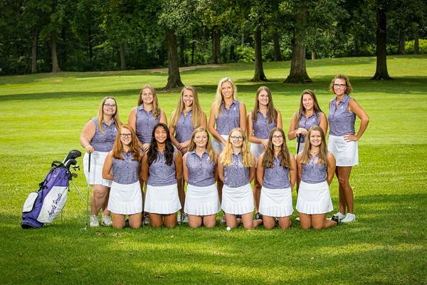 Golf Girls 2018