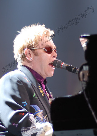 Elton John Concert Pensacola