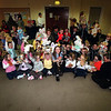 If you went down to Newry Library recently you would have been in for a big surprise, as 'The Teddy Bears Picnic' was underway. Pictured are some of the children with their Teddies at the happy event.