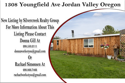 1308 Youngfield Ave Jordan Valley Oregon - Donna Gill
