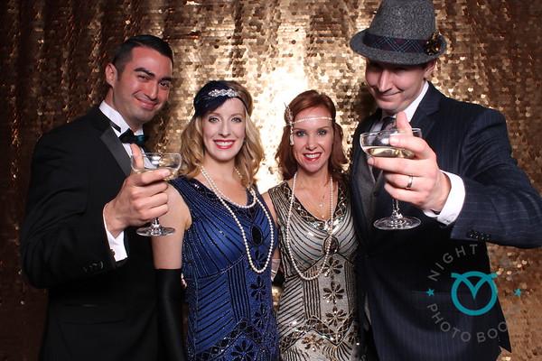 Castello di Amorosa - New Year's Great Gatsby Gala