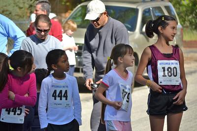Idyllwild 5K&10K Run - 2011