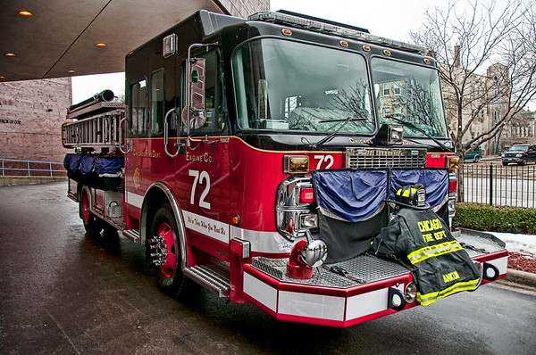RIP Chicago Firefighter Corey Ankum - Dec. 30, 2010