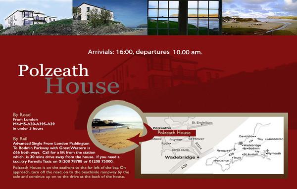 Polzeath House Promo