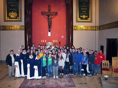 St. Joseph's Mission XIV – February 17-22, 2019
