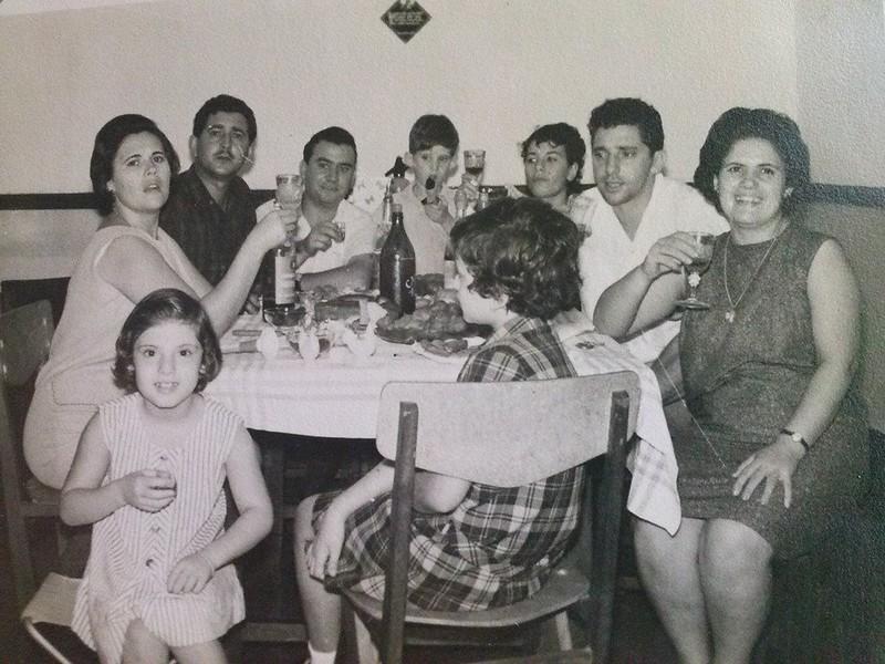 Familia Caceiro,  Trindade e familia Monção