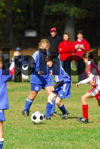 vs Cortlandt Liberty Belles - 10-14-07