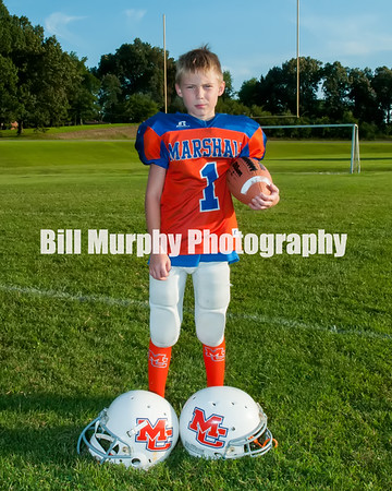 2016 South Marshall 4th Grade Little League Football