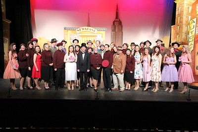 Guys and Dolls (Cast Pictures) - 12 March 2015