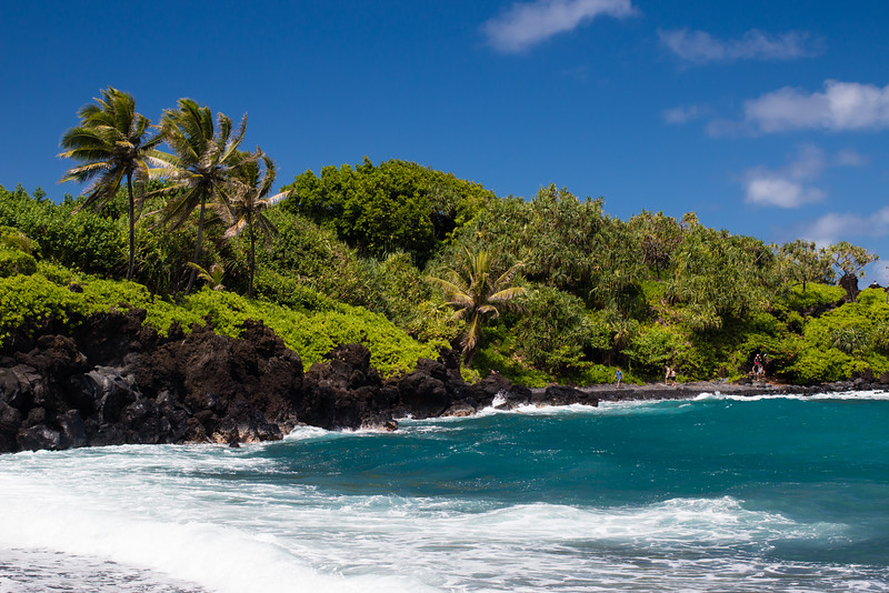 Maui, Day 4: The Road to Hana with Temptation Tours.
