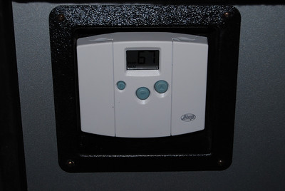 Replacing the original thermostat