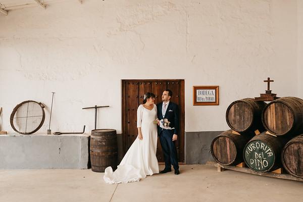 Elena y Juan Carlos