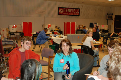 Red Cross Blood Drive 11-10-09