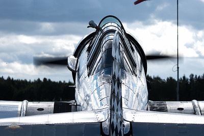 """Nordic Warbird Airshow"" - Skövde"