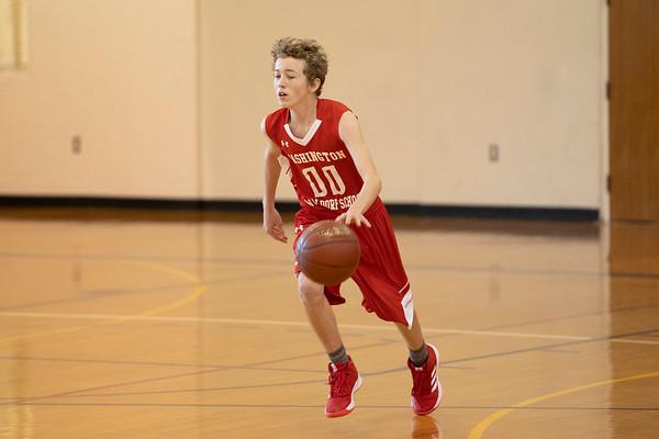 Basketball V. Field 12.10.18