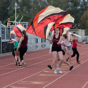 181001 GHS FLAGS AT PRACTICE
