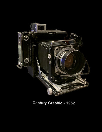 Century Graphic Press Camera