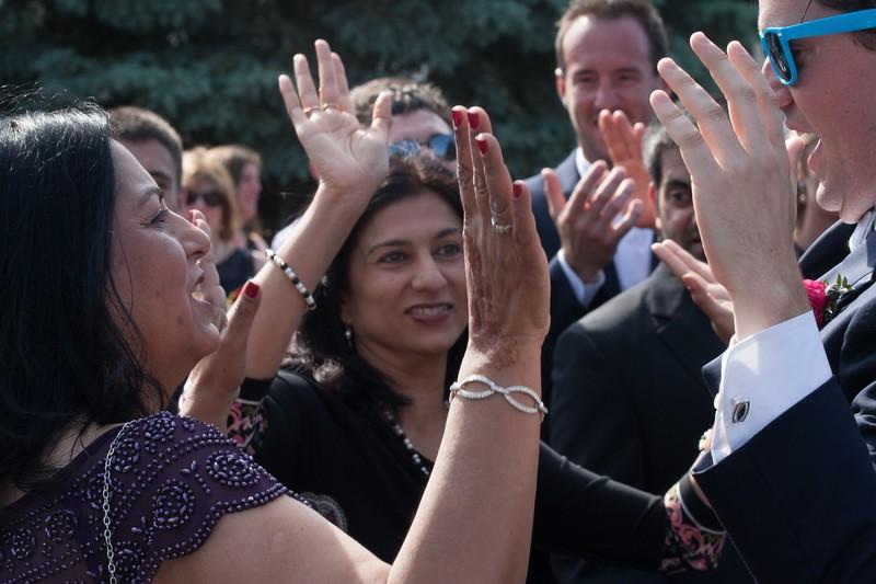 LeCapeWeddings Chicago Photographer - Renu and Ryan - Hilton Oakbrook Hills Indian Wedding -  487.jpg
