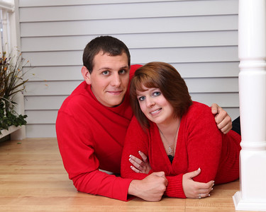 Amanda and Brian