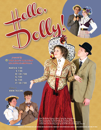 Hello Dolly 2012 Publicity