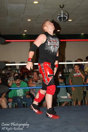 WrestleJam 7 - Frankie Arion vs Gran Akuma vs Amazing Red