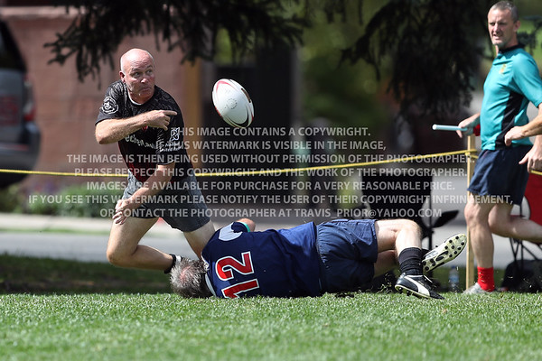2019 Aspen Ruggerfest VOMITS Rugby Men Over 55