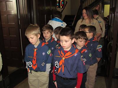 2014-02-16 Scout Sunday