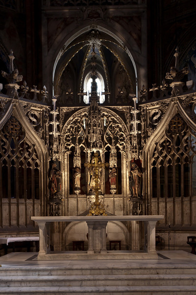 Albi Cathedral of Saint Cecilia High Altar