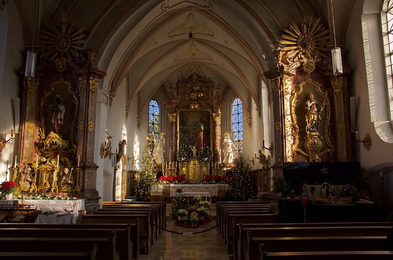 St. Peter und Paul - Oberalting - Seefeld