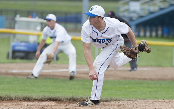 southington pitcher