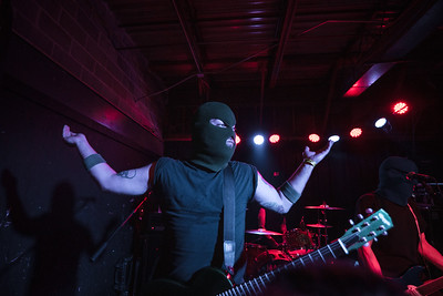 4-4-19 Masked Intruder, 4 Arm Shiver, Shidiots @Lookout Lounge